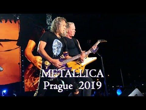 Metallica Live in Prague.Czech Republic 18.8.2019 Full Show