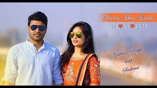 Gabbar Singh With Sushma |The Best Prewedding Teaser|  Hindi Version | SUBHASH STUDIO | 9248099111