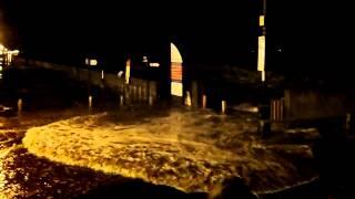 Cleethorpes Tidal surge