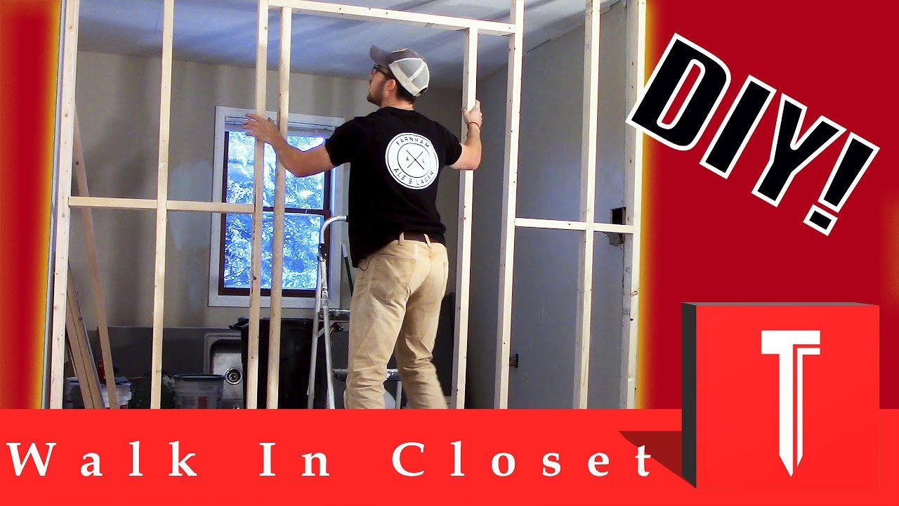 Download How To Build A Walk In Closet