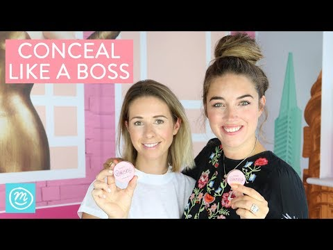 How To Use Concealer | Wake Up To Makeup | Benefit Cosmetics & Channel Mum