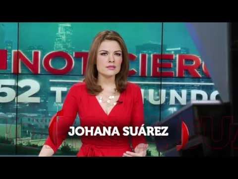 Noticiero Telemundo 52 Fin de Semana