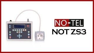 Notel NOT ZS3 - Programmable School Bell Timer