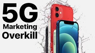 iPhone 12 RANT about 5G Marketing