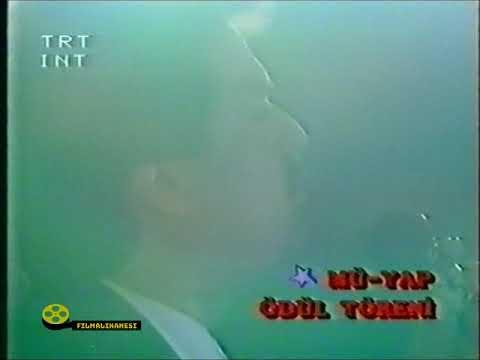 Cengiz Kurtoğlu - Gözlerin 1992 (Video Klip) TRT INT