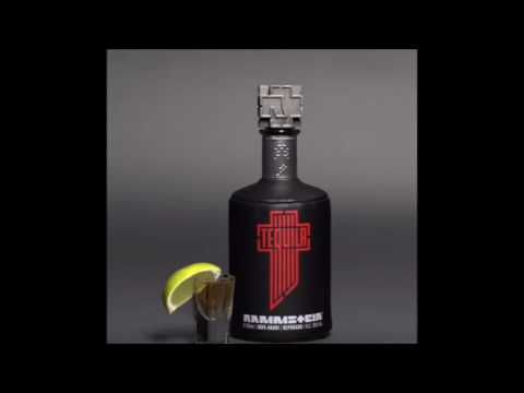 Rammstein tequila is now available - Made by hand and bottled by hand!