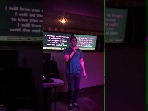 Karaoke at Executive Suite Nightclub