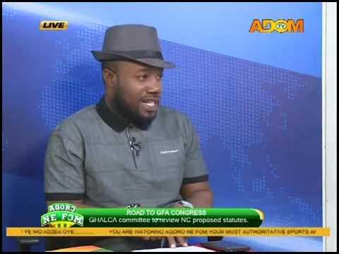 Roads To GFA Congress - Agoro Ne Fom on Adom TV (24-8-19)
