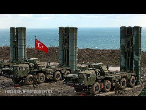 Russia Starts Delivery of S-400 System to Turkey - Rússia inicia entrega de S-400 à Turquia