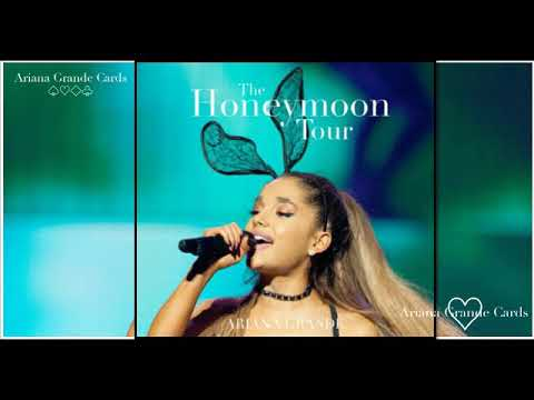 Ariana Grande - Lovin ' It /Dance Interiude [The Honeymoon Tour - Bonus Track Version] (Audio)