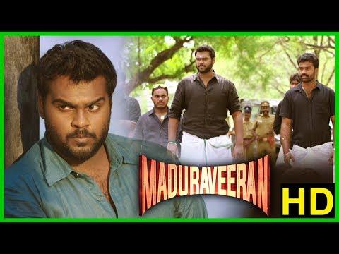 Tamil Movies 2018 | Thozhane Song | Madura Veeran Movie Scenes | Protest against Jallikattu ban