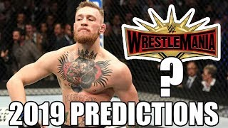 2019 WWE AND WRESTLING PREDICTIONS! | WrestleTalk WrestleRamble(, 2018-12-29T13:00:12.000Z)