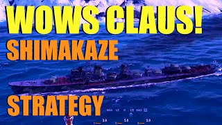 WOWs - Do The Shimakaze Shake with Claus