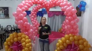 Video Taller de Globologia y Decoración con Globos Temática Castillo/Carruaje-Graciela Noemí Sanabria N10 download MP3, 3GP, MP4, WEBM, AVI, FLV Agustus 2018