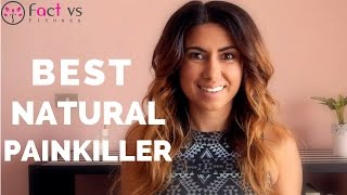 NATURAL PAINKILLERS: Best Natural Painkiller for All Natural Pain Relief!