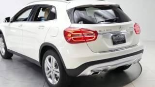 2017 Mercedes-Benz GLA GLA250 4MATIC