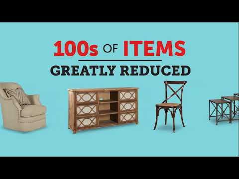 Rooms & Rest Furniture Incredible Warehouse Sale