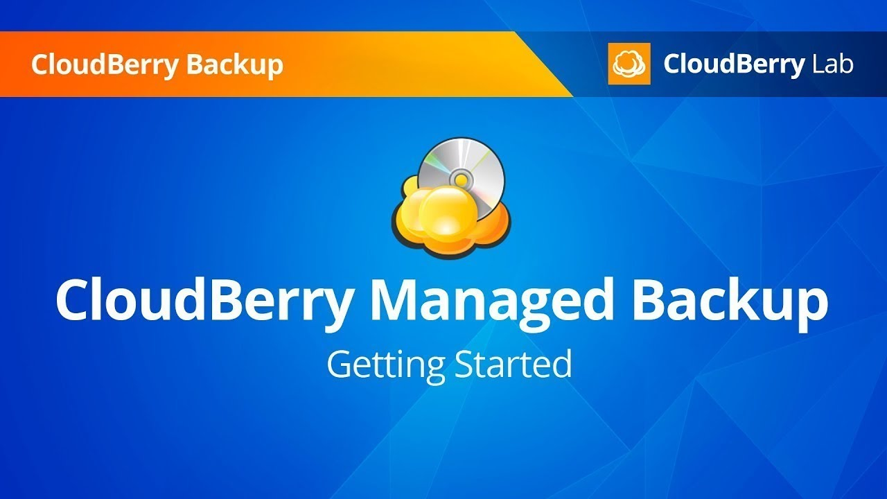 MSP Backup Solution - Features | CloudBerry Lab