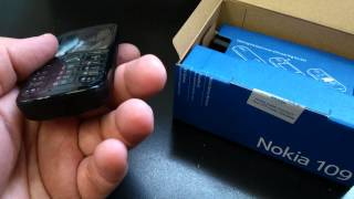 NOKIA 109 Unboxing Video - CELL PHONE in Stock at www.welectronics.com