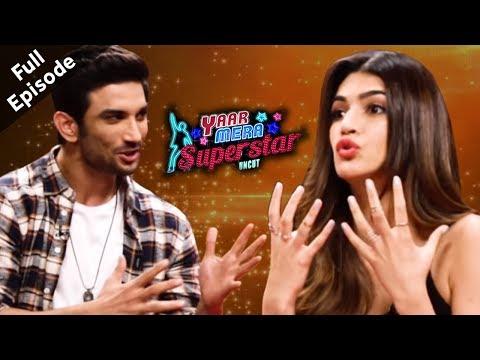 Sushant Singh Rajput & Kriti Sanon On 'Raabta' & The 1st Time They Met  YMS 2