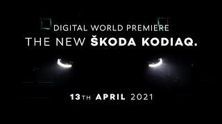 Pred premiero novega modela KODIAQ