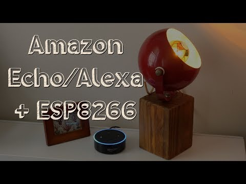 Alexa Smart Lamp With ESP8266: 4 Steps (with Pictures)