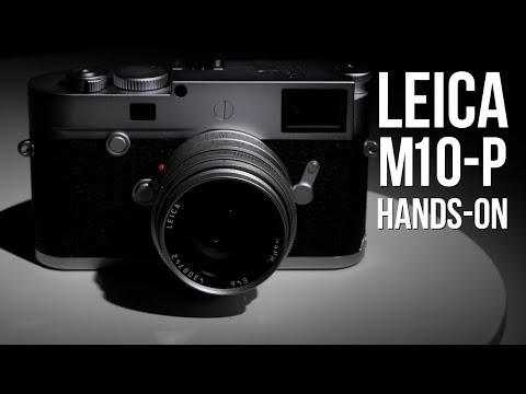 Leica M10-P Hands-On: Stewardship of an Icon