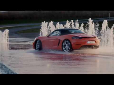 【CM特集】 718 ケイマン ポルシェ Cayman PORSCHE 【自動車 Automobile】