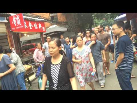 Mix Hostel - Free City Walking Tour - Chengdu - China (1)