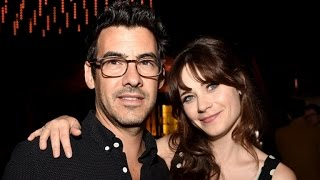 zooey deschanel and new husband jacob pechenik welcome first child