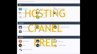 Hướng Dẫn Đăng Kí Hosting Cpanel Free | How to Get Hosting Cpanel Free Auto Active Update 10/11/2019