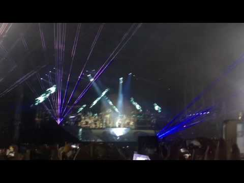Where Are You Now - Justin Bieber in Bogota Colombia