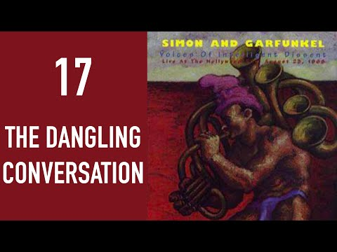 The Dangling Conversation, Live in Hollywood 1968,  Simon & Garfunkel