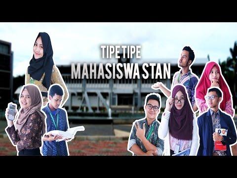 TIPE TIPE MAHASISWA PKN STAN