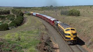 B class on the Beer Train: Trains Downunder