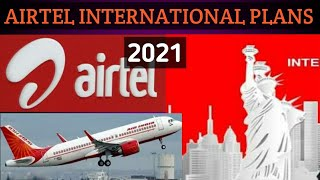 Bharti Airtel |International Roaming | 2021 | Customer Protection Policies |
