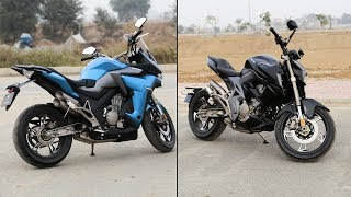 Zontes ZT310-X Detailed Review: Specs & Features | PakWheels