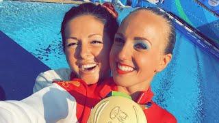 Сестра Нюши стала олимпийской чемпионкой
