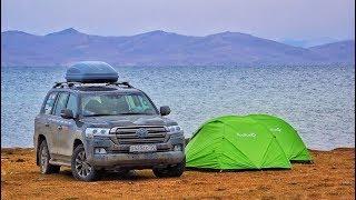 Кыргызстан, высокогорное озеро Сон-Куль, дубак и горная болезнь. Часть 16