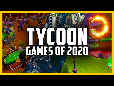 The BEST 16 TYCOON Management Games Released in 2020