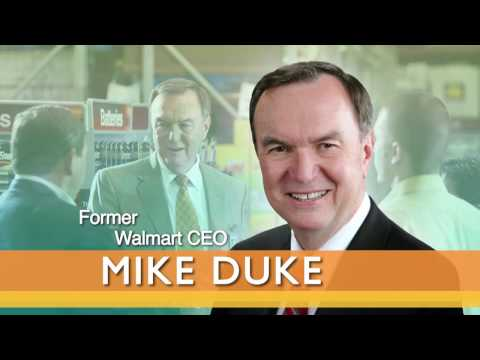Influential Former Walmart CEO Mike Duke on Leading Business Trends