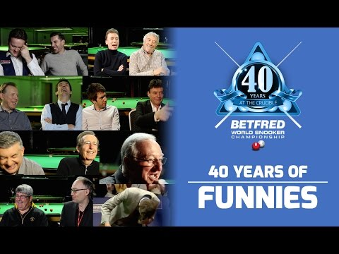 40 Years of Funnies | Crucible 40th Anniversary