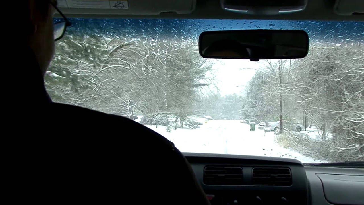 Winter Driving Tips | AAA Exchange