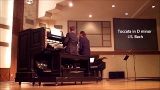 Zachary Zieschang: Organ Recital