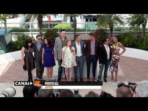 Cannes 2014 - Captives : Photocall