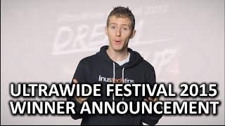 Ultrawide Festival Winner Announcement