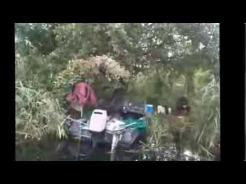 Рыбалка в Украинке - YouTube