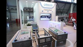 OMRON на Иннопром 2021