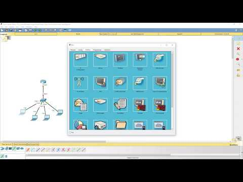 Packet Tracer - Straight And Cross Over Cables (#001)