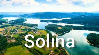 Niezwykła podróż w Bieszczady. Solina 10 atrakcji lub ciekawostek 2020 r. DRON Polska zachwyca